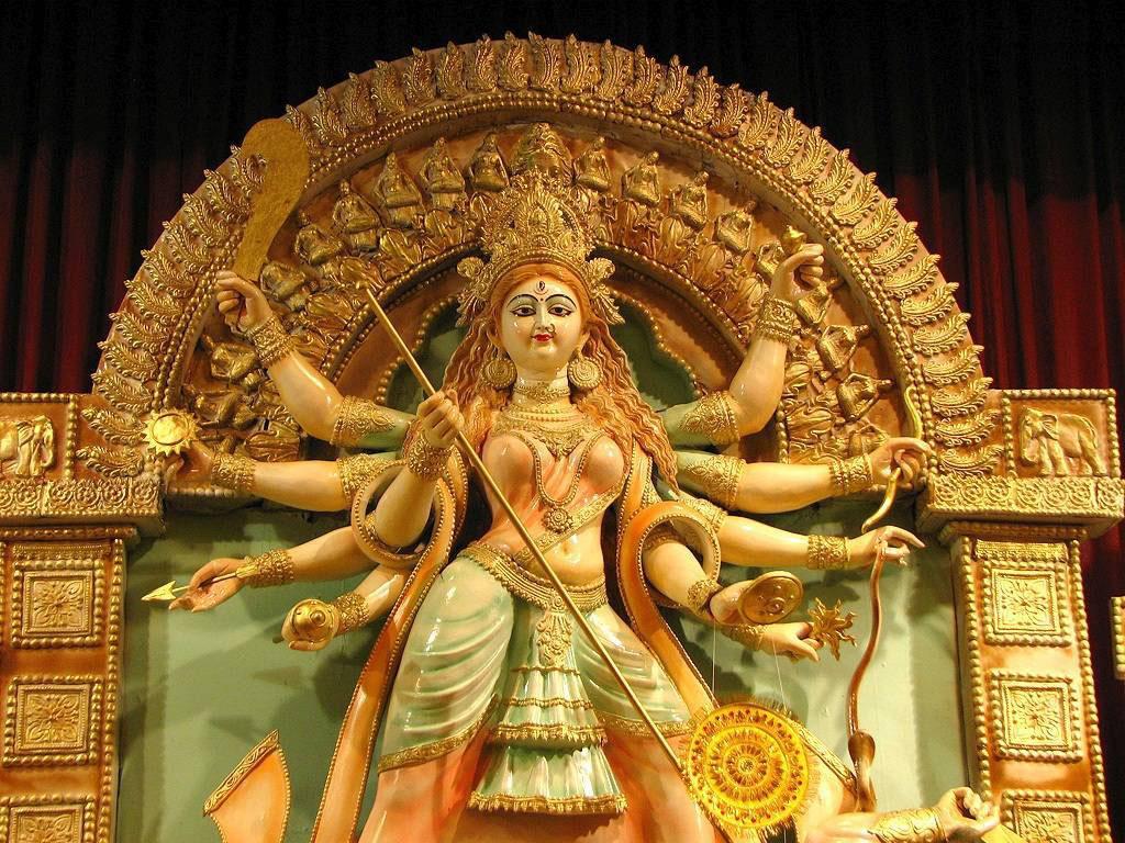 Maa Durga Aigiri Nandini Images