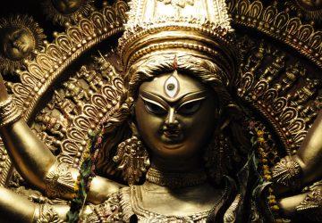 Maa Durga Face Hd Image