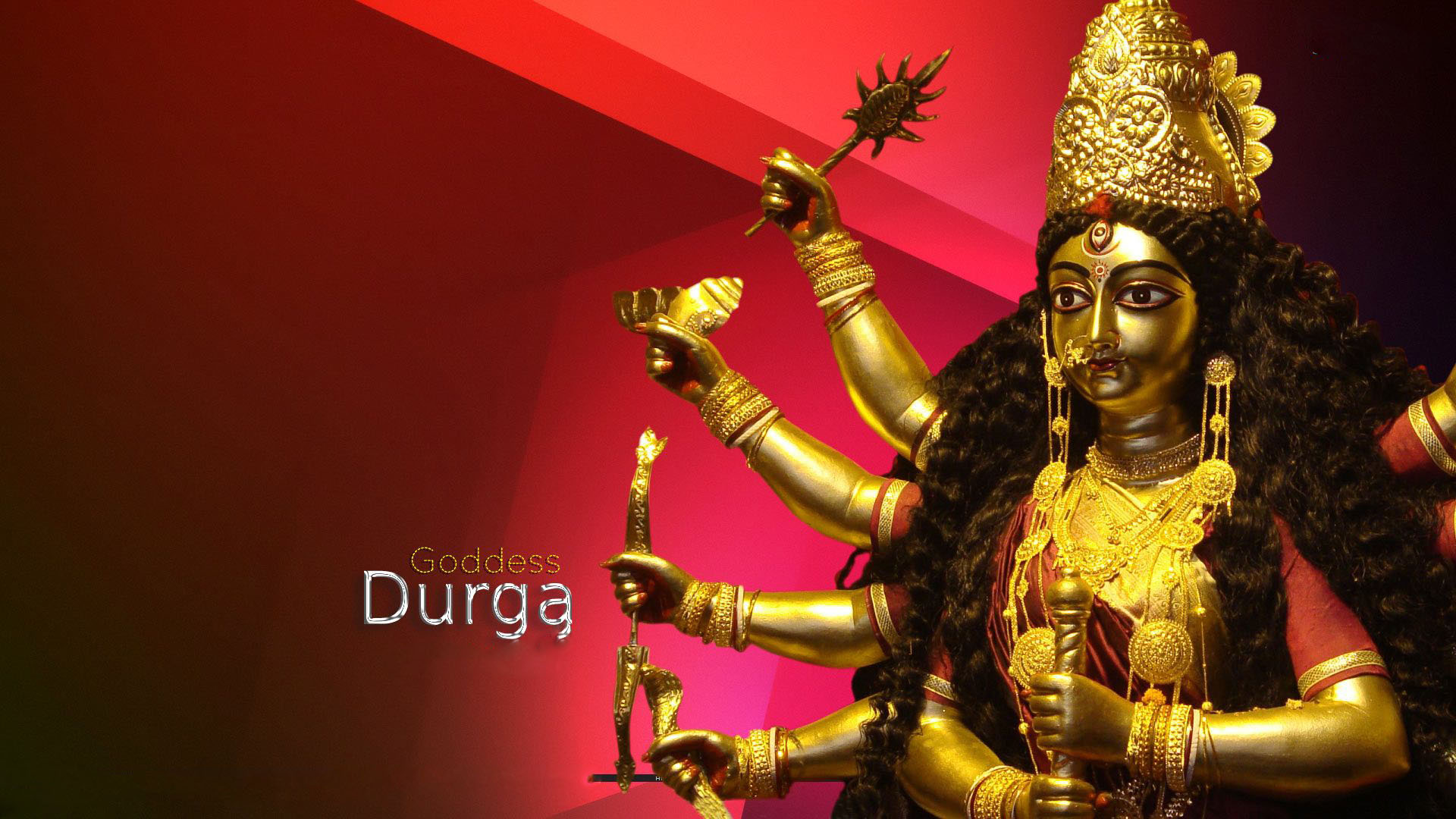 Maa Durga Hd Wallpaper 1080p For Mobile