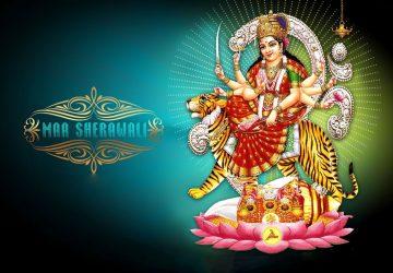 Maa Durga Hd Wallpaper For Android