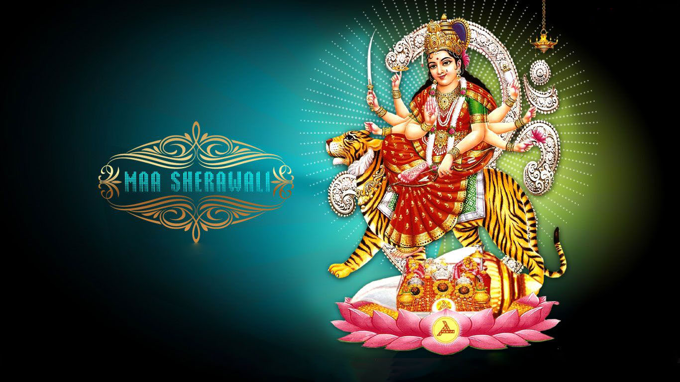 Maa Durga Hd Wallpaper For Android