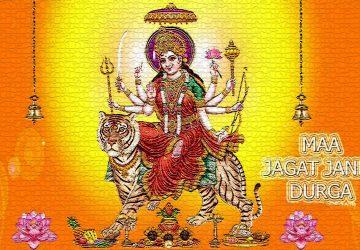 Maa Durga Hd Wallpaper For Laptop