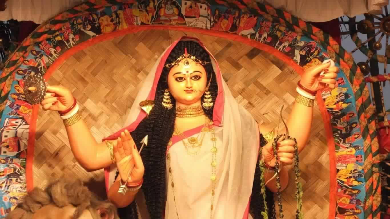 Maa Durga Live Wallpaper Hd