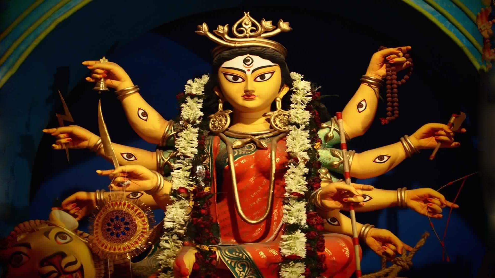 Maa Durga Unique Photo