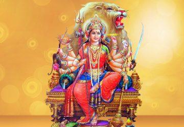 Maa Gauri Wallpapers Hd