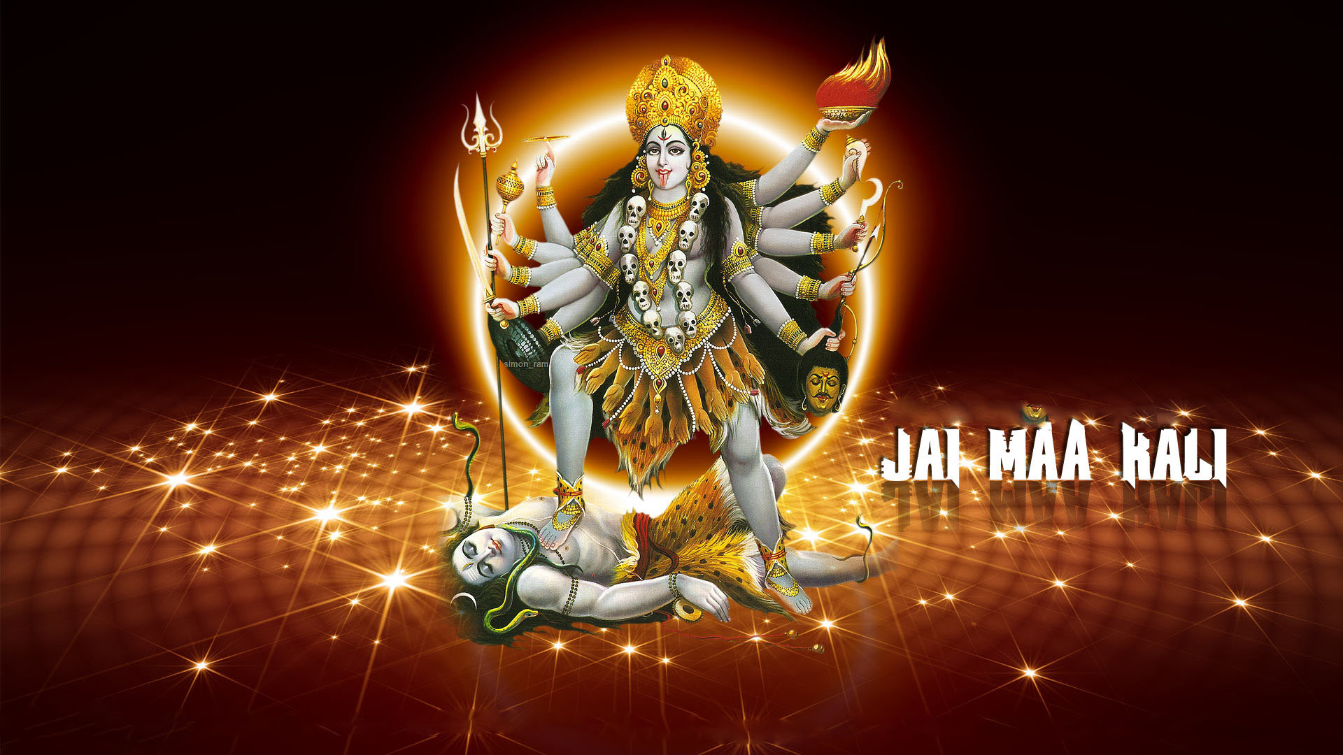 Maa Kali 3d Hd Wallpaper