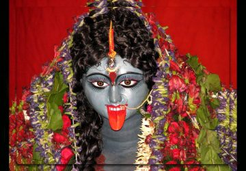 Maa Kali Face Wallpaper Full Size Hd