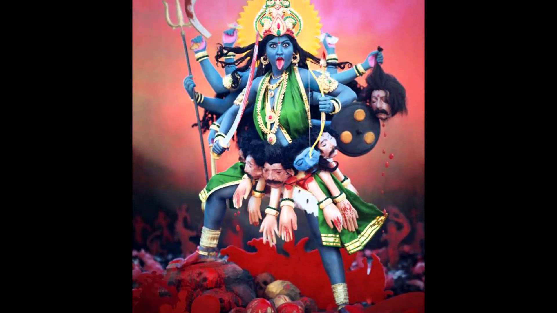 Maa Kali Hd Wallpaper 1080p