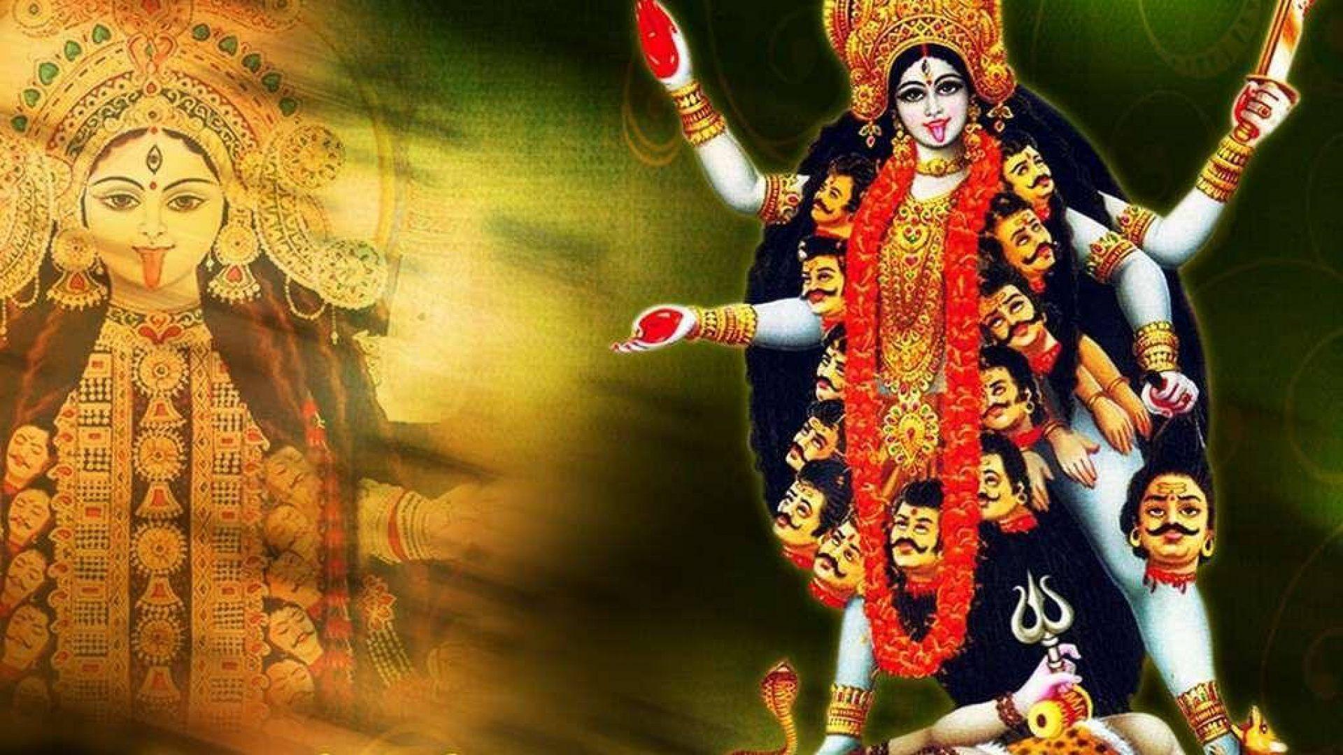 Maa Kali Image For Desktop