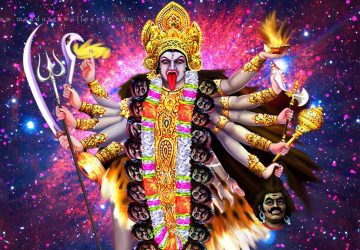 Maa Kali Photo Free Download