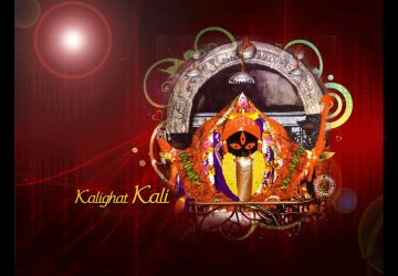Maa Kali Photo Of Kalighat