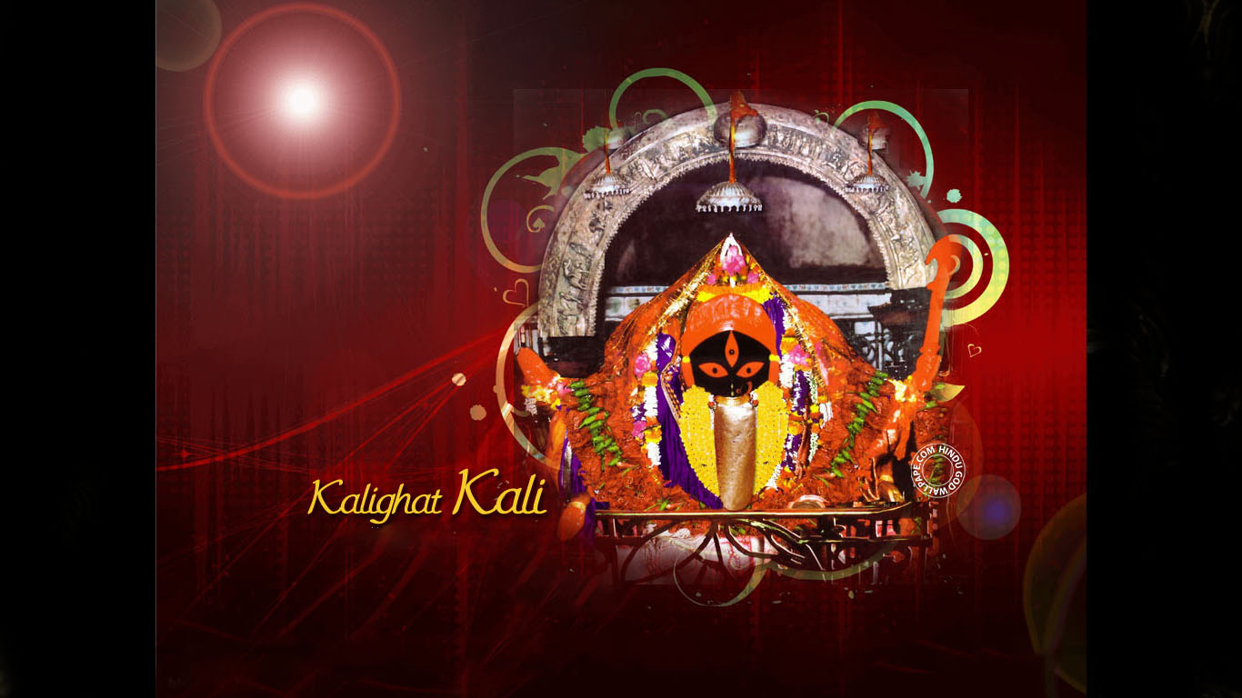 Maa Kali Photo Of Kalighat