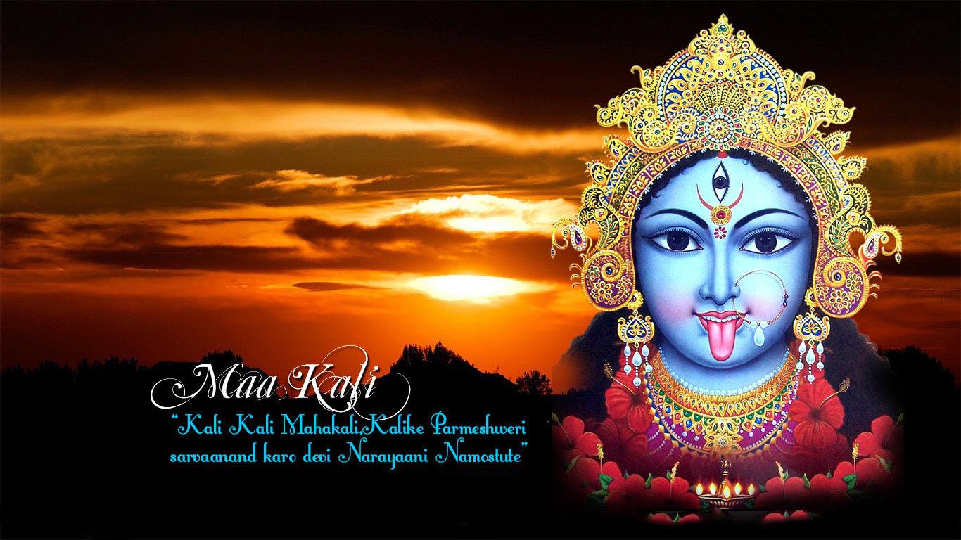 Maa Kali Shabar Mantra