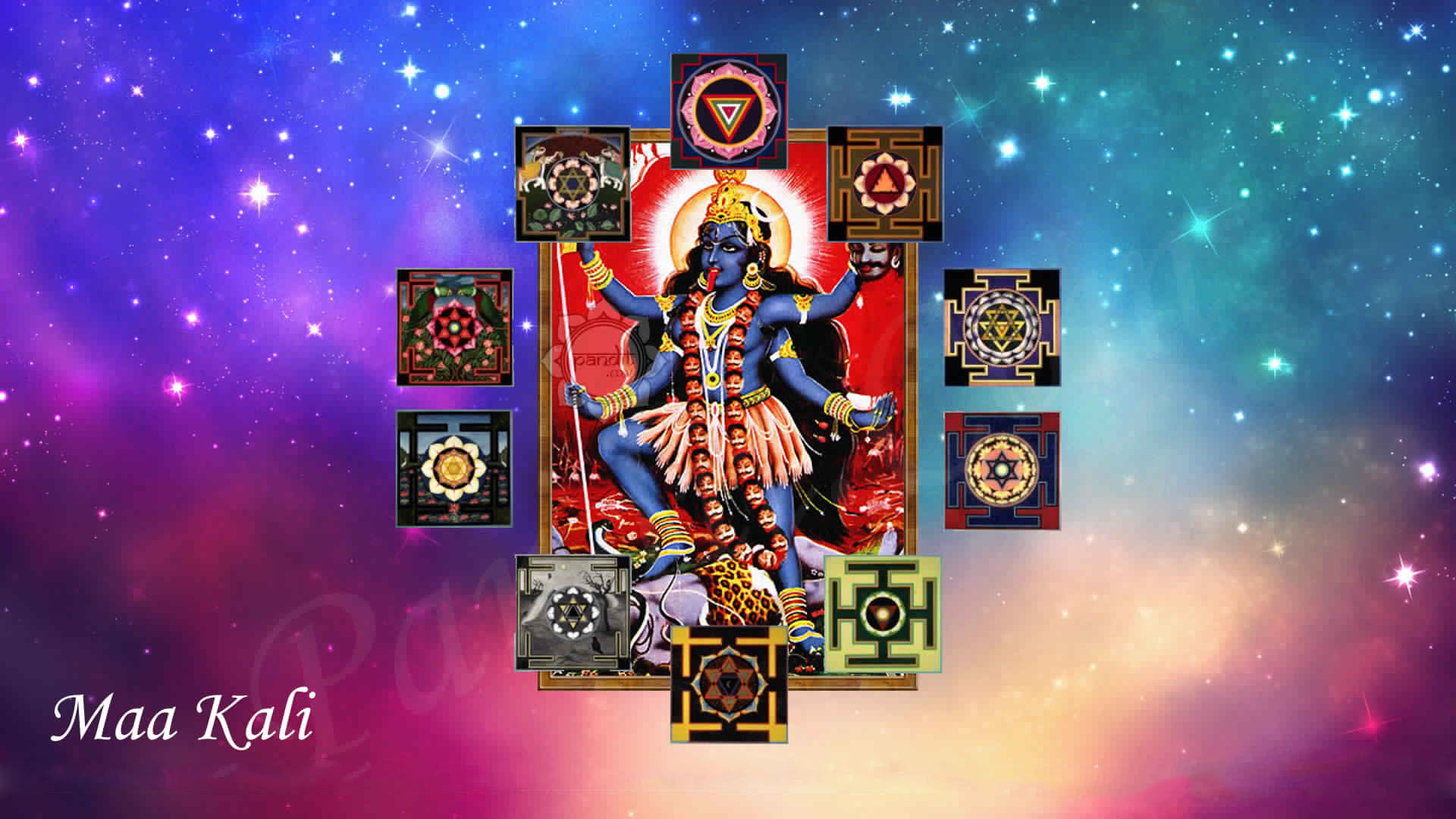 Maa Kali Wallpaper Download