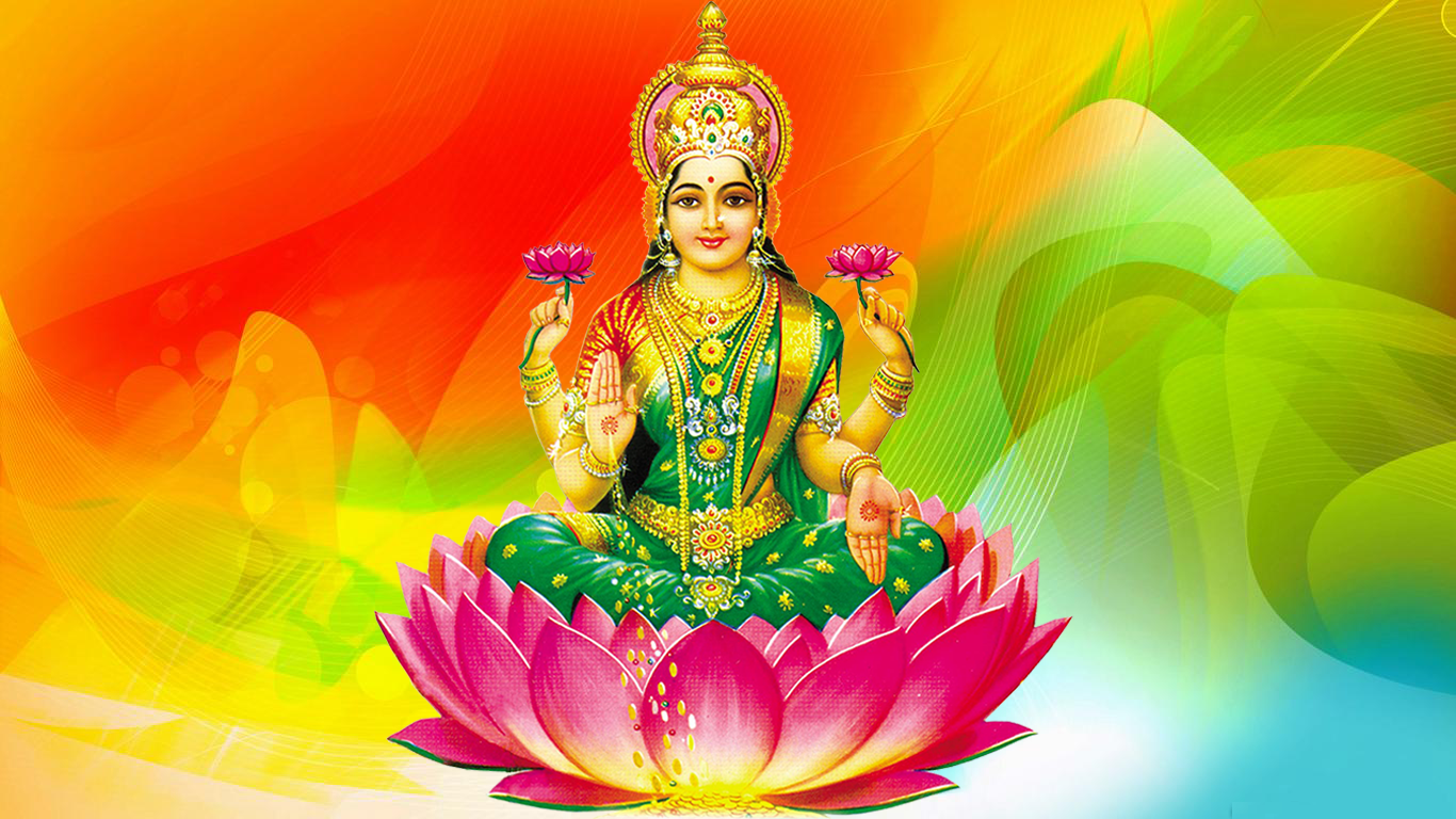 Maa Laxmi Hd Photo Download