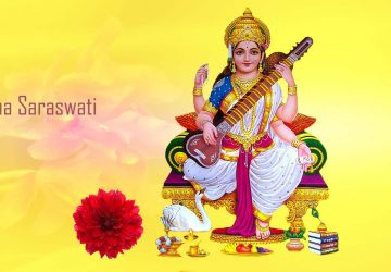 Maa Saraswati 3d Wallpaper New
