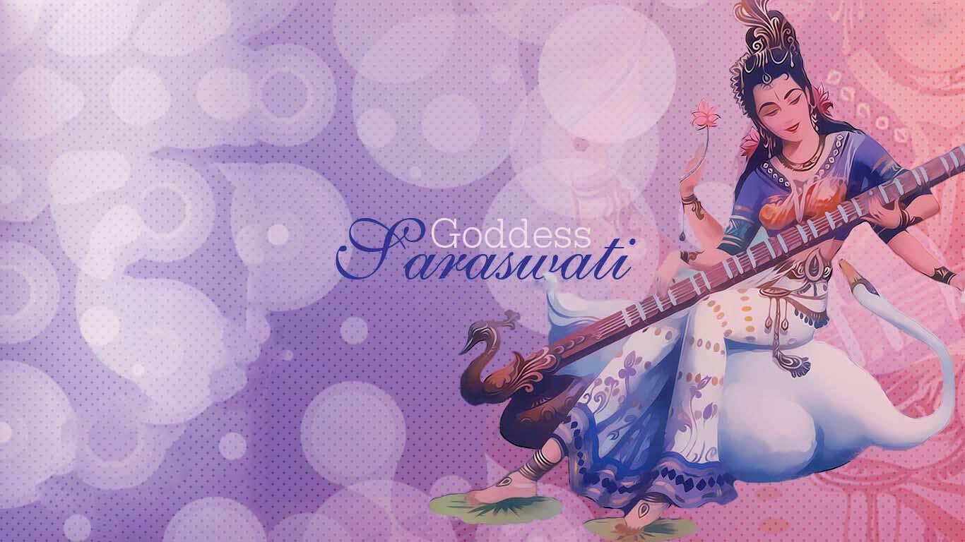 Maa Saraswati Photos Hot