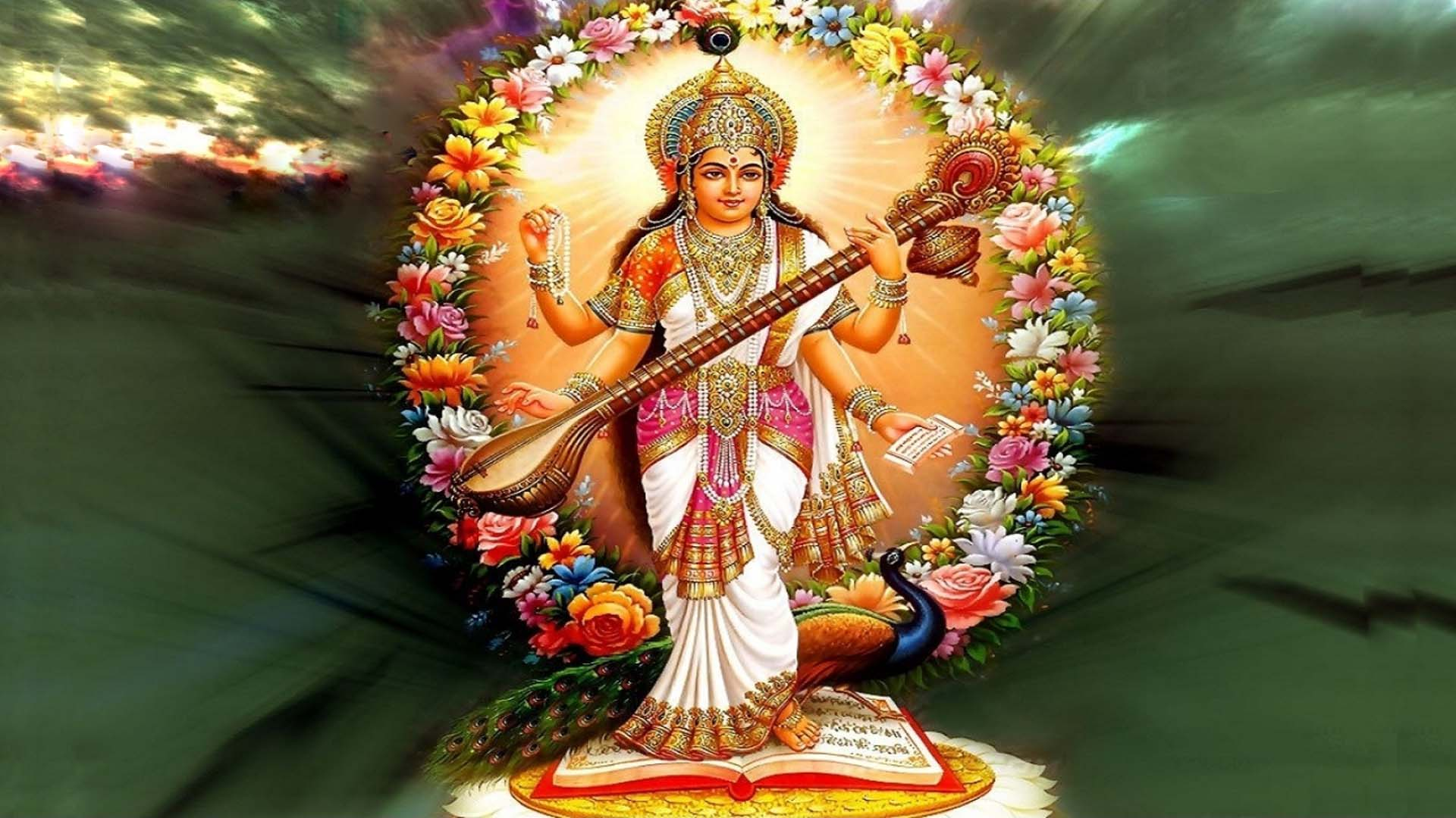 Maa Saraswati Sharde Images
