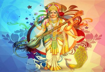 Maa Saraswati Wallpaper Full Size For Desktop