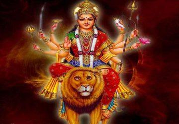 Maa Sherawali Image Download