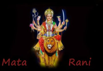 Mata Rani Ki Photo Download