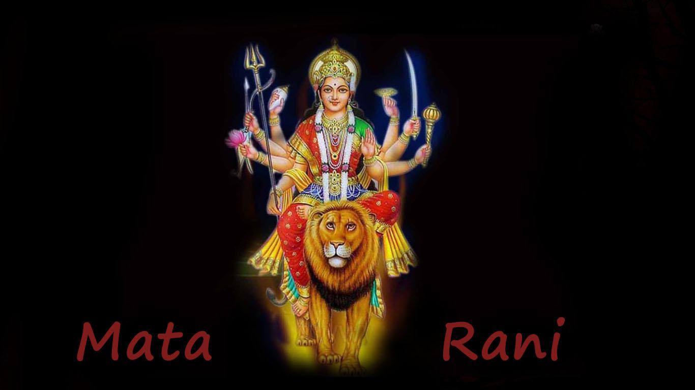 Mata Rani Ki Photo Download