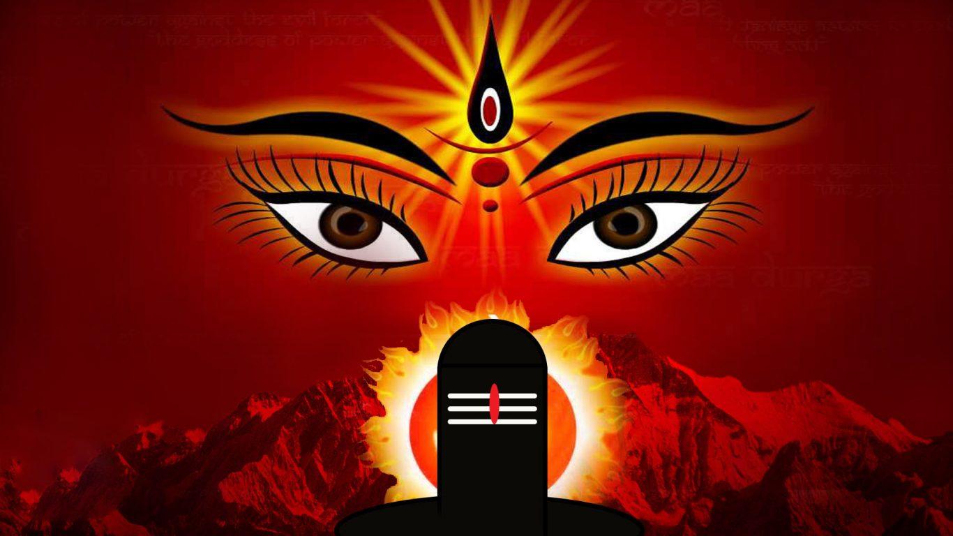 Mata Rani Wallpaper 3d Goddess Maa Durga