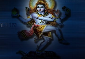 Natraj Wallpaper Lord Shiva