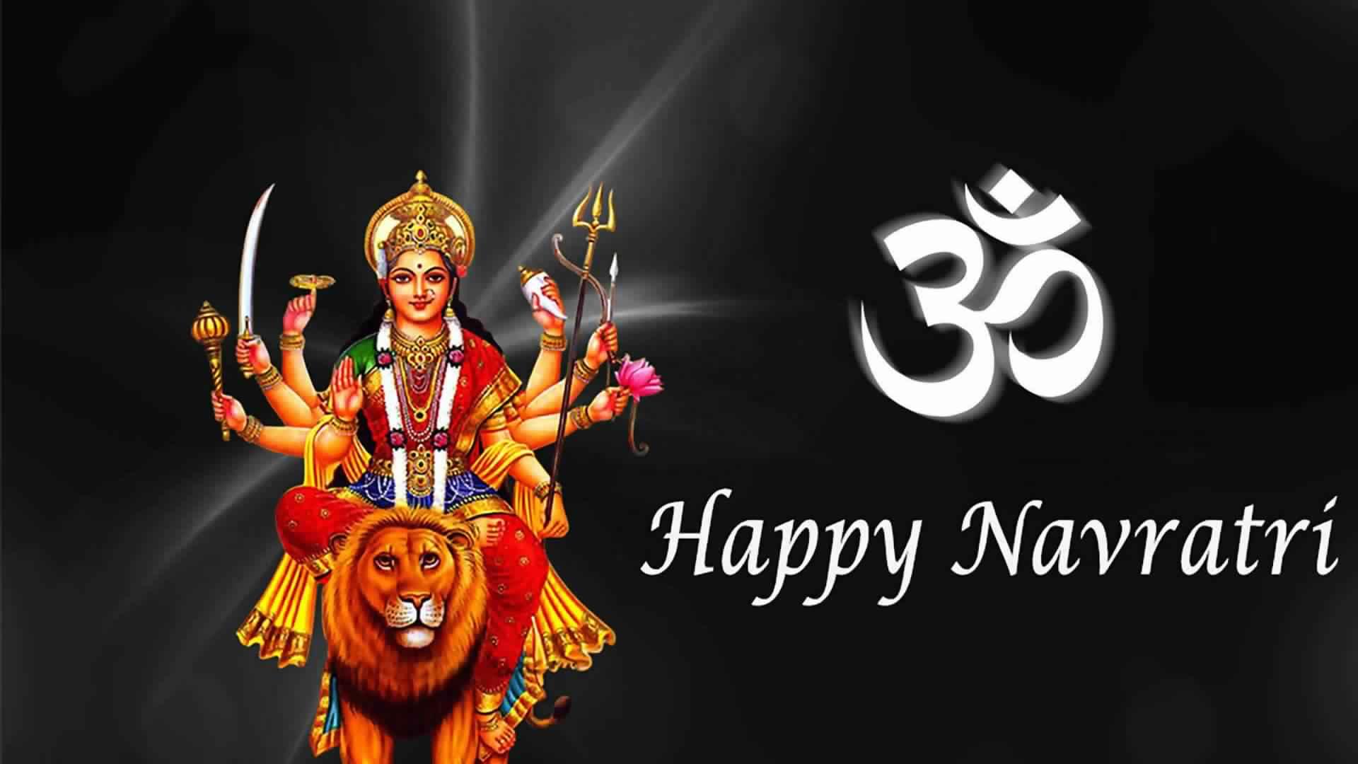 Navratri Dp For Whatsapp