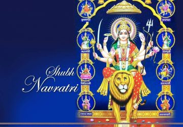 Navratri Wallpaper 02