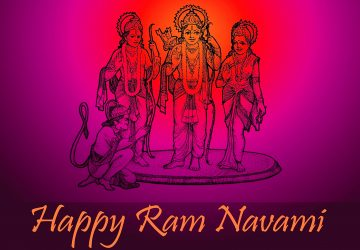 Outline Pictures Of Ram Navami