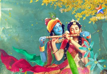 Radha Krishna Star Bharat Serial Hd Wallpapers 1080p