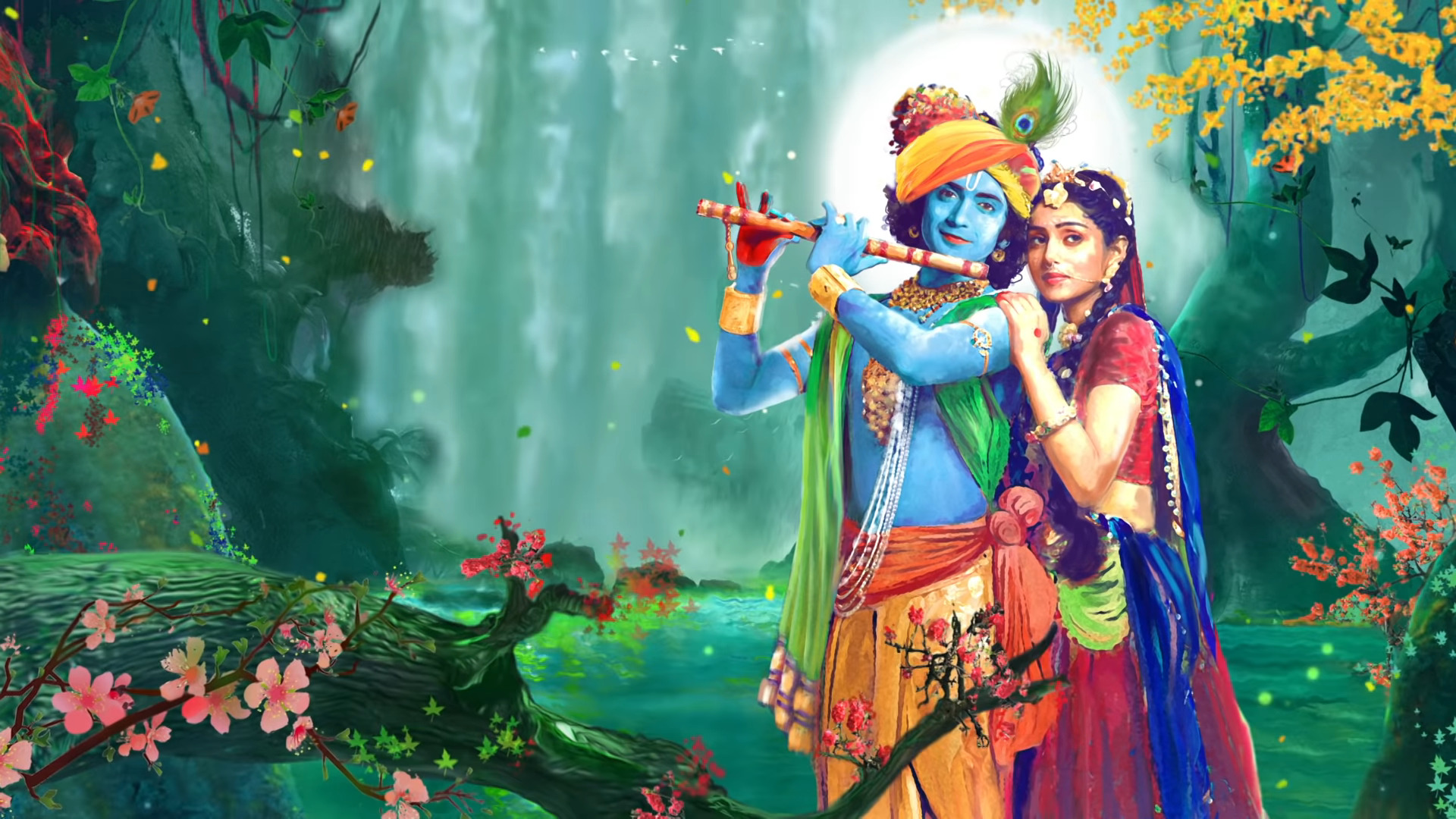 Lord Krishna God Hd Wallpapers