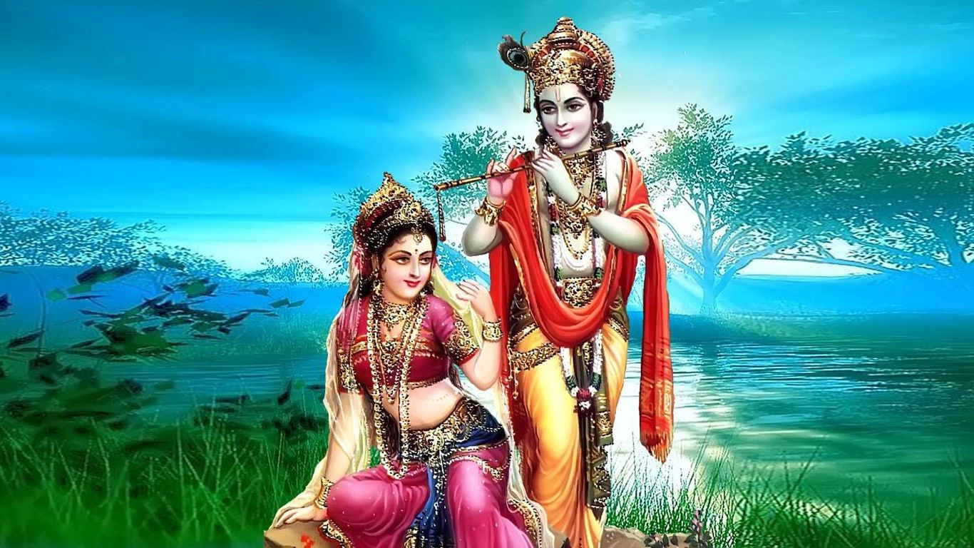 Radha Krishna Wallpaper Latest