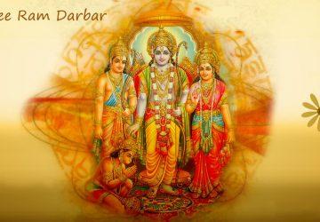 Ram Darbar Ki Photo