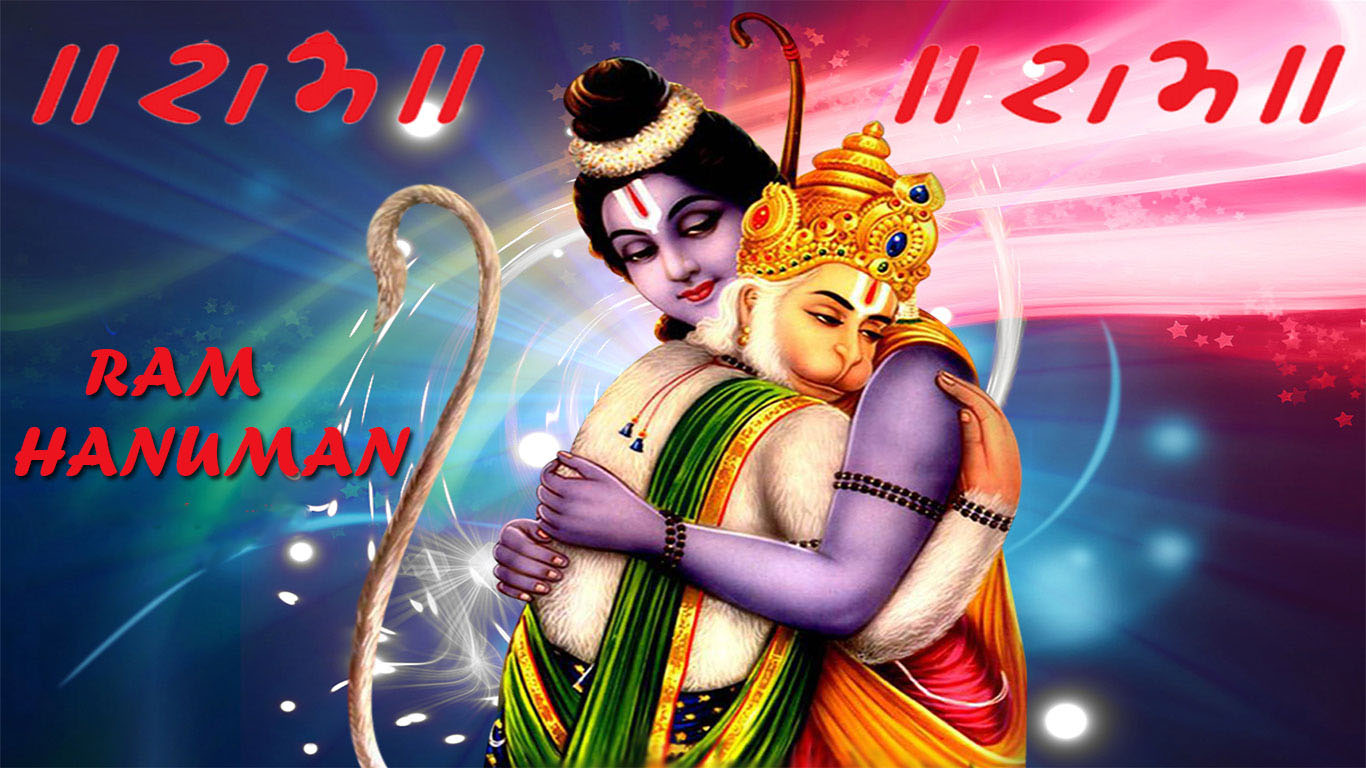 Ram Hanuman Wallpaper Free Download