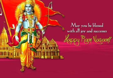 Ram Navami Wishes In English