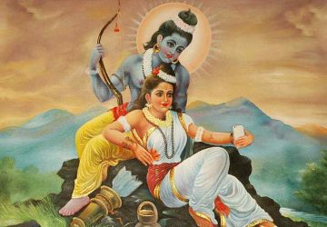 Ram Sita Hanuman Wallpaper