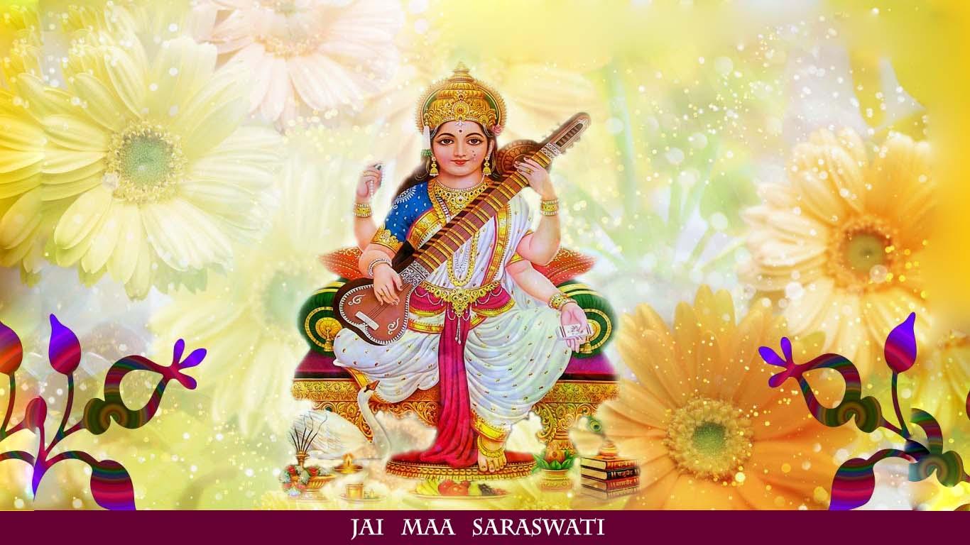 Saraswati Devi Photos Free Download