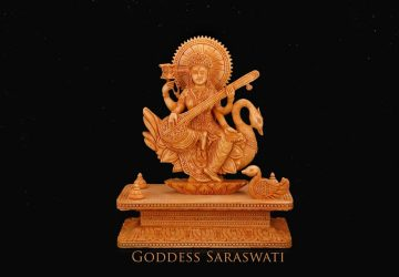 Saraswati Hd Live Wallpaper