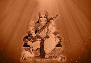 Saraswati Maa Ka Photo