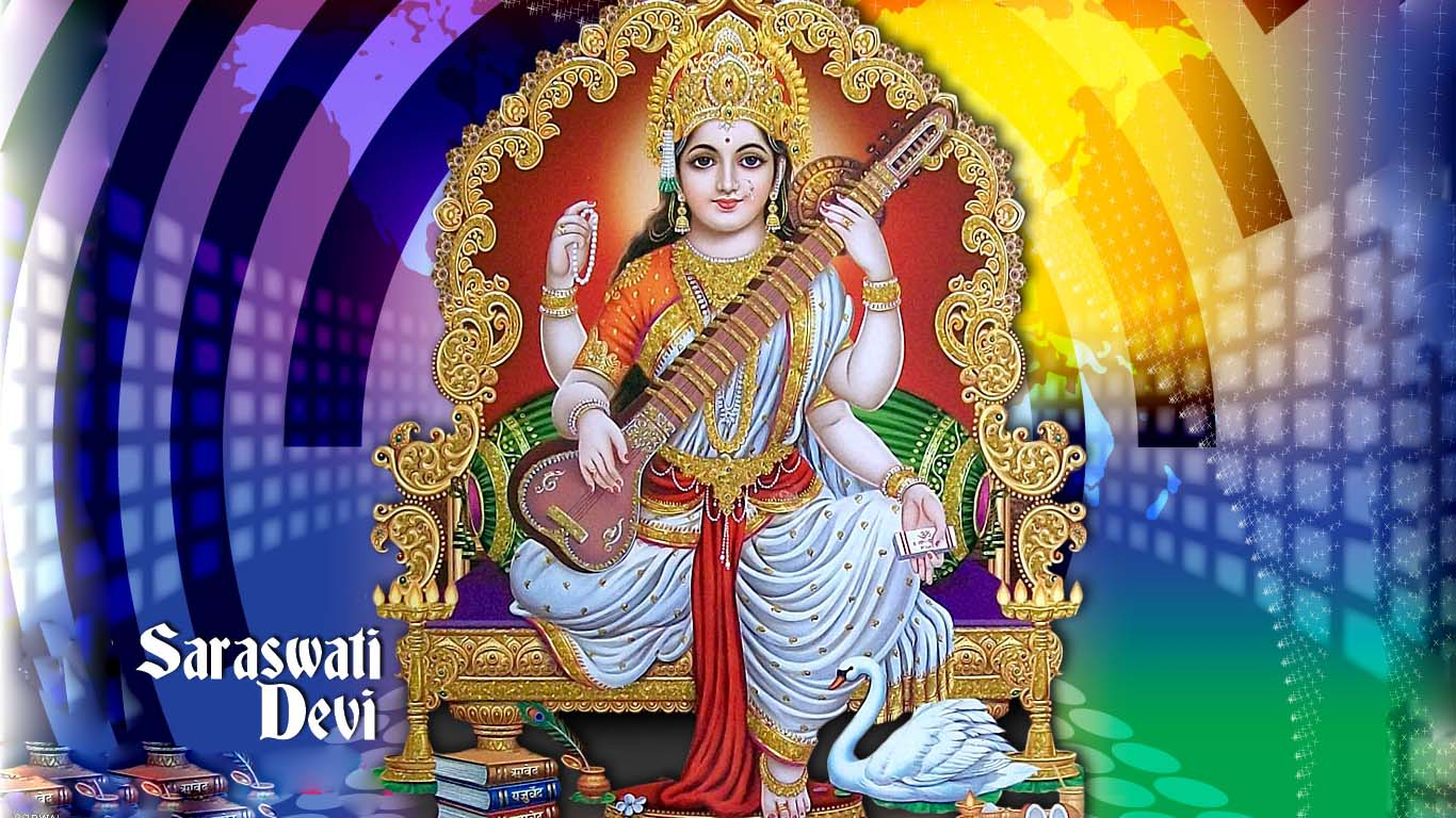 Saraswati Maa Ka Photo Full Hd