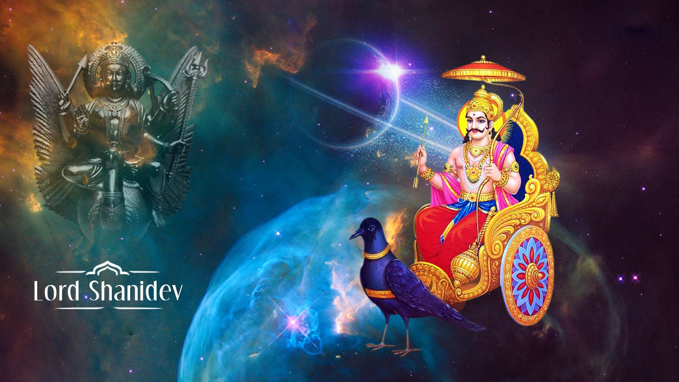 Shani Dev Picture Gallery