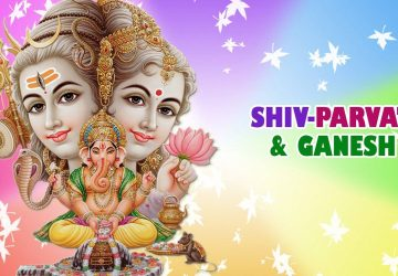 Shiv Parvati Ganesh Photo Download