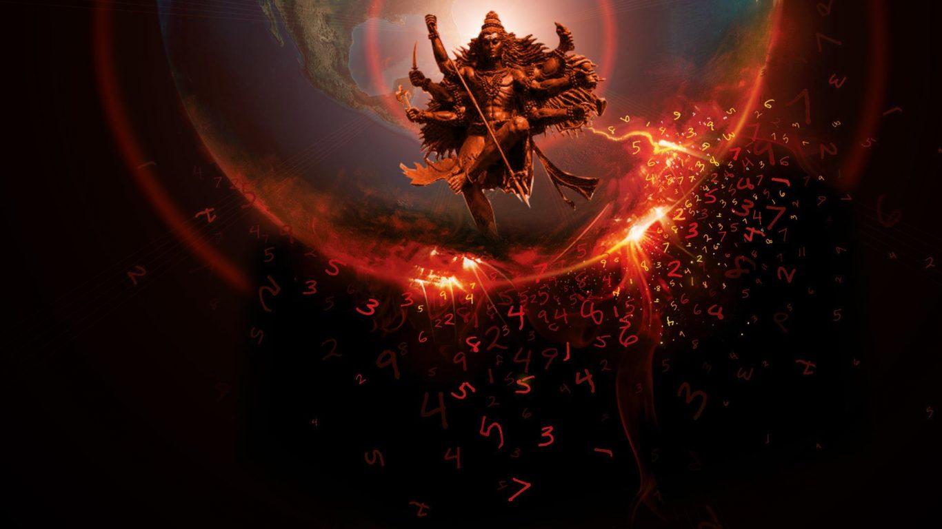 The Destroyer Shiva Hd Wallpaper For Free Download Desktop: Shiv Tandav Images Full Hd