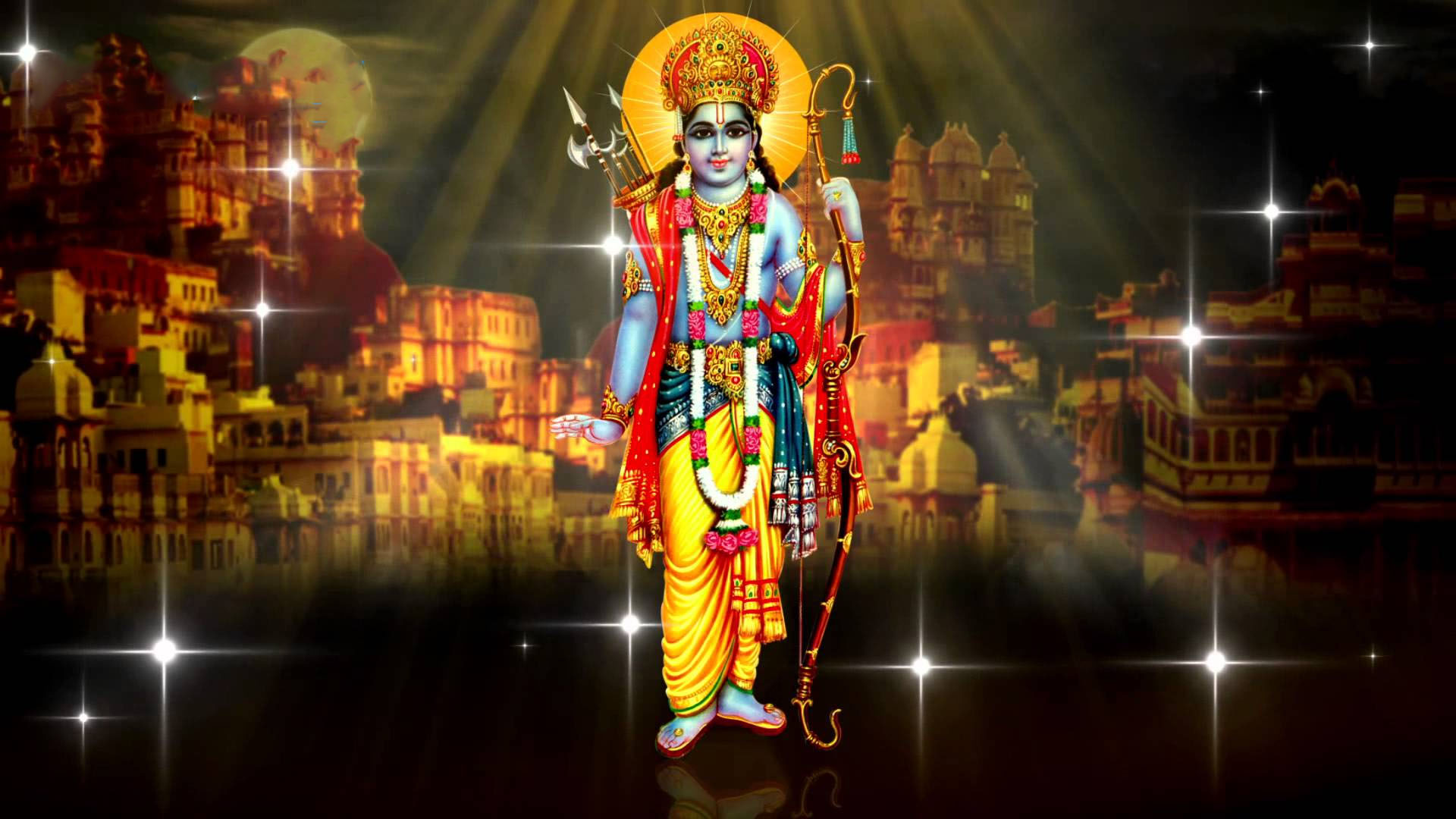 Shri Ram Hd Wallpaper Free Download