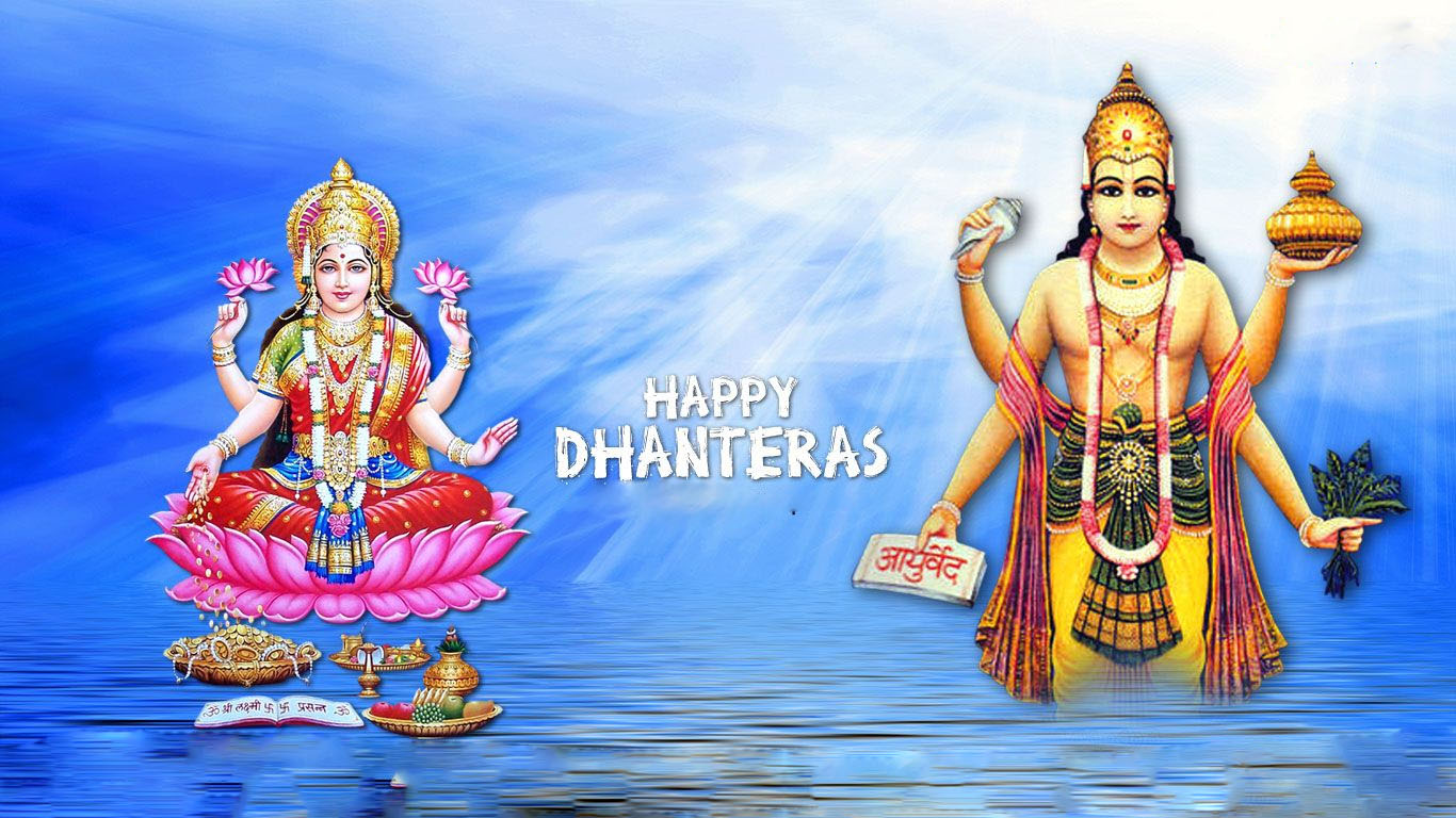Kuber Wallpaper 983468 Source Sri Lakshmi Kubera Hotos With Quotes Dhanteras