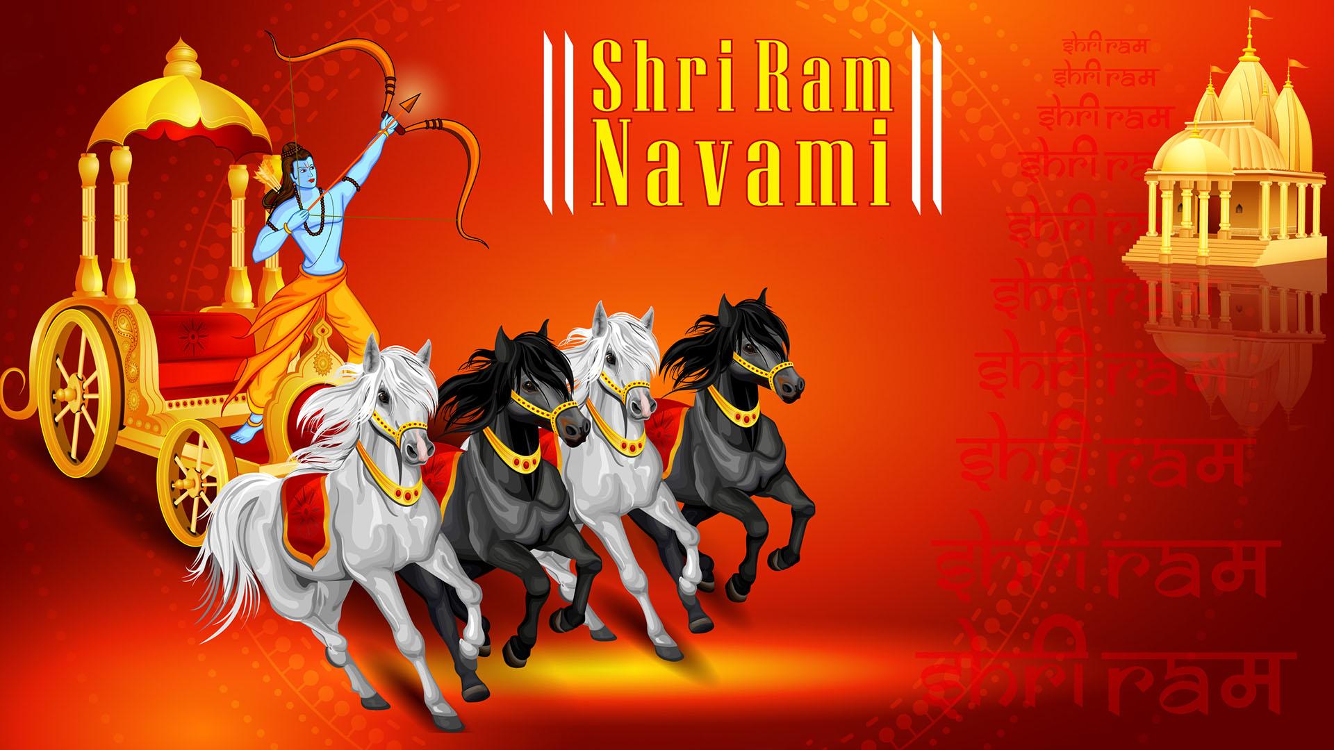 Sri Rama Navami Best Wallpaper