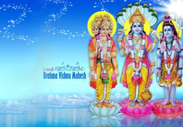 Tridev God Images