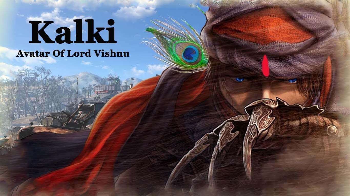 Vishnu Avatar Kalki